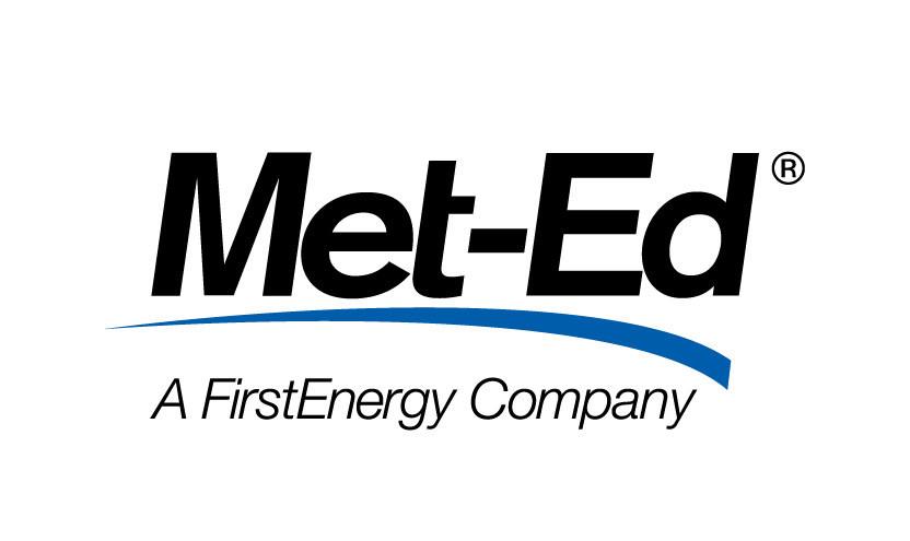 Met-Ed Logo (PRNewsfoto/FirstEnergy Corp.)