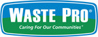Waste Pro USA, Inc. Announces $715 Million Recapitalization and $500 Million Senior Note Private Offering at 5.5%