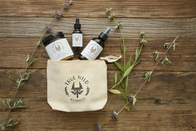 True Wild Botanics offers a plant-based approach to skin and personal care. The natural product line integrates botanic healing with beauty and function. True Wild Botanics product standards include: Certified Organic, Fair Trade, and Non-GMO ingredients; no synthetic fragrances, parabens, or chemicals; ethically wild-harvested ingredients for limited-edition products; cruelty-free standards; handmade in the USA; recyclable packaging.