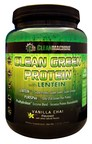 Clean Machine® Launches Clean Green Protein With Superfood Lentein
