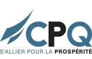 Logo : CPQ (Conseil du patronat du Québec) (Groupe CNW/Conseil du patronat du Québec)