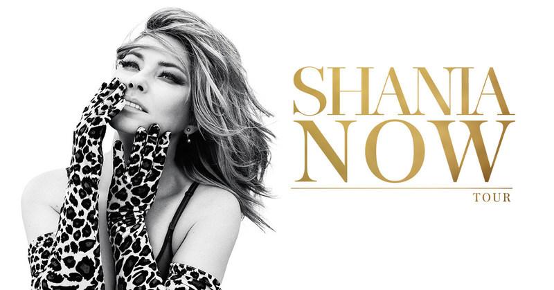 Global Superstar Shania Twain Announces 2018 NOW Tour