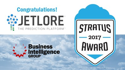Jetlore Named a Global Leader in Cloud Computing