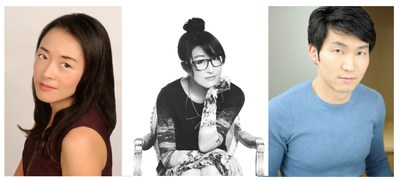 Asian American Influencers Create K-Beauty Social Network Jude Chao, Anna Park, James Sun
