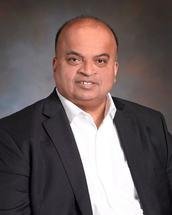 Dr. Krishna Venkataswamy, Sr. Vice President & Chief Technology Officer for Interface Performance Materials