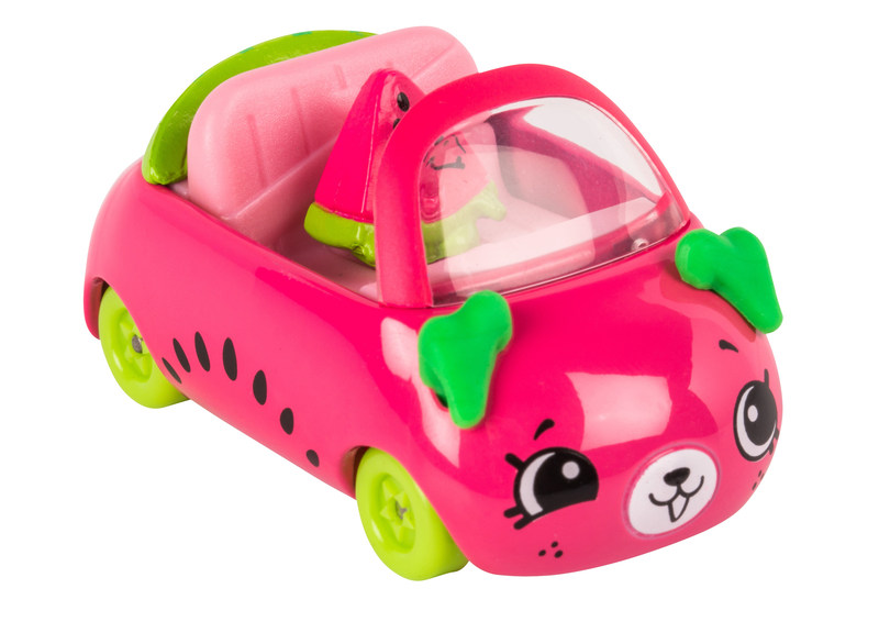 Moose Toys innovates classic car play with the hit launch of Shopkins Cutie Cars.