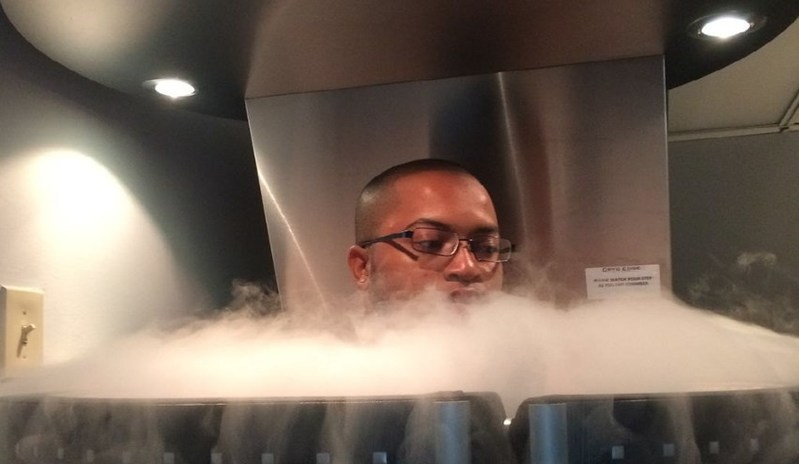 Whole-body cryotherapy is, essentially, ice baths taken to a new and otherworldly level, and it is drawing considerable attention among athletes, both elite and recreational.