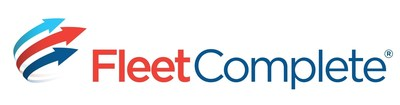 Fleet Complete Logo (CNW Group/Fleet Complete)