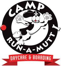 Camp Run-A-Mutt Logo (PRNewsfoto/Camp Run-A-Mutt)