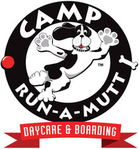 Camp Run-A-Mutt Logo
