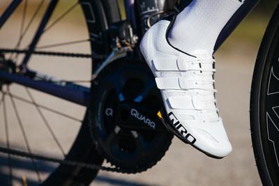 TeXtreme Giro Prolight Techlace (PRNewsfoto/TeXtreme(R))