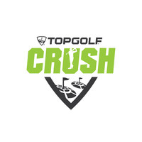 Topgolf Crush logo