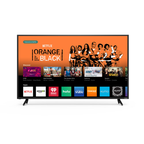 VIZIO SmartCast TV Rolls Out to 2017 VIZIO E-Series Ultra HD Displays. Enhanced Smart TV User Experience Enables Consumers to Control TV Shows, Music and Movies from their Big Screens or Mobile Devices.