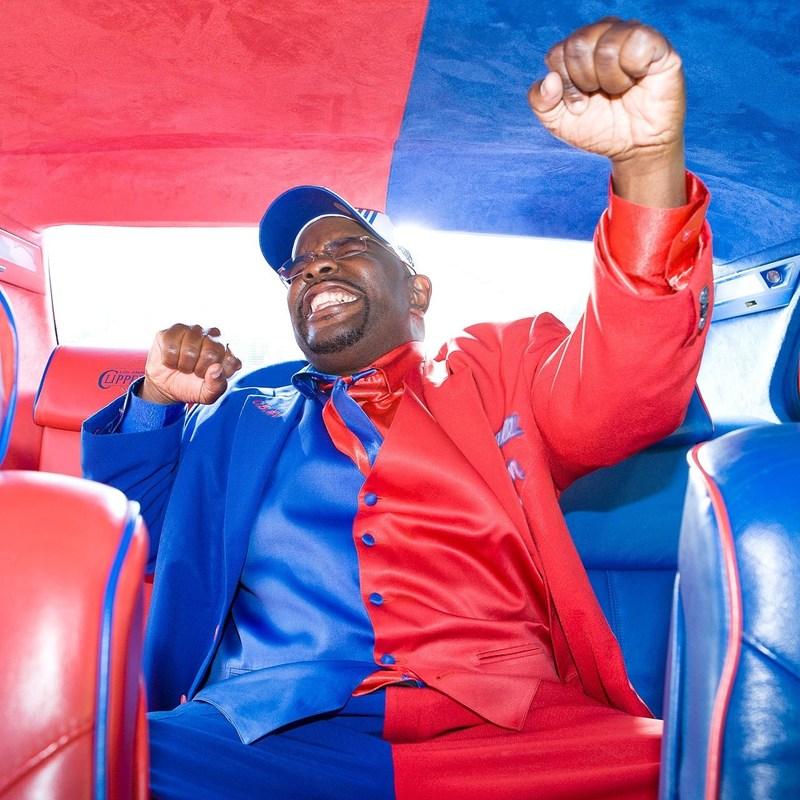 Clipper Darrell (Courtesy of AllSportsMarket)