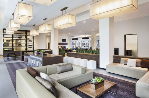 Element Boston Seaport – just one of Element's 65 North American hotels that will take part in the Element Exchange on Friday 25 August