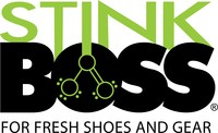 StinkBOSS deodorizer, dryer, and sanitizer freshen's smelly shoes and sports gear odors.