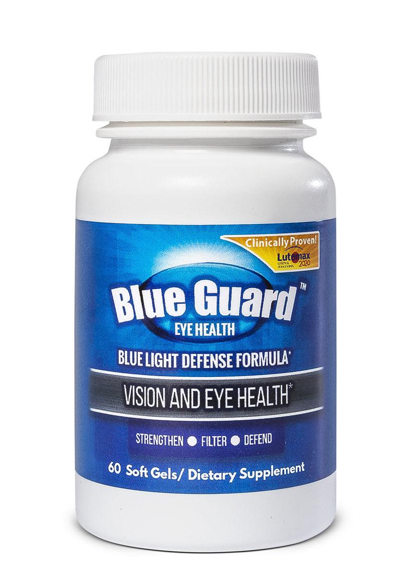 BLUE GUARD(TM) BLUE LIGHT DEFENSE FORMULA