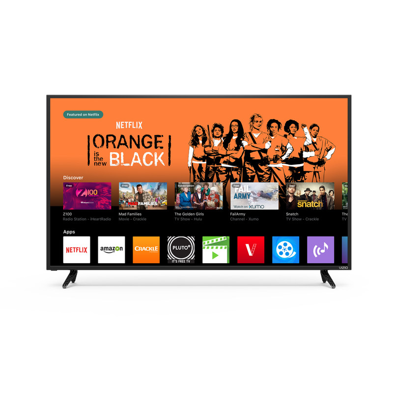 VIZIO SmartCast TV Rolls Out to 2017 VIZIO E-Series Ultra HD Displays In Canada