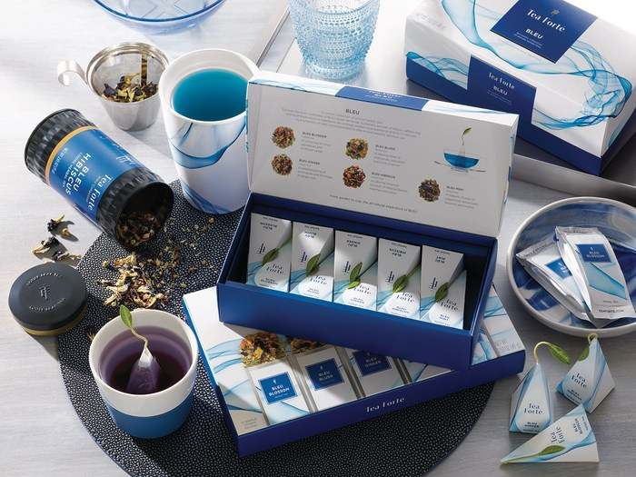 Introducing BLEU: A New Collection Of Exotic Blends