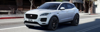 Drivers interested in a performance-tuned luxury crossover will find what they are looking for at Barrett Jaguar in San Antonio with the 2018 Jaguar F-PACE already in stock and the all-new 2018 Jaguar E-PACE set to arrive later this year.
