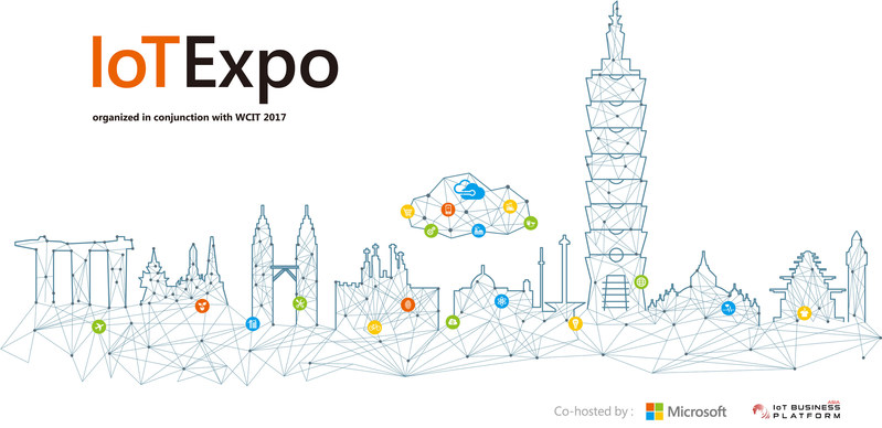 Microsoft Joins with Partners and Customers at IoT Expo and WCIT 2017