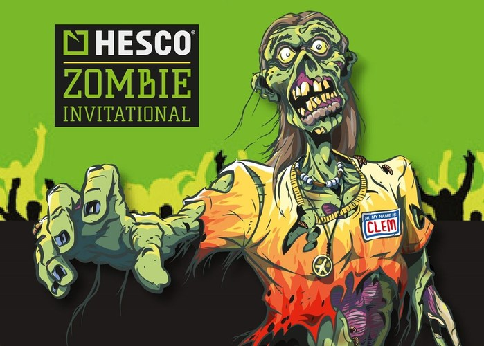 2017 HESCO Zombie Invitational