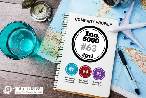 Check out America's Fastest Growing Travel Company.
