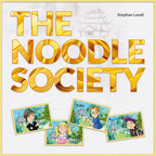 Children's Adventure Book 'The Noodle Society' for True Pasta Lovers