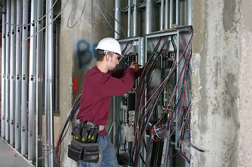 Electrical Worker