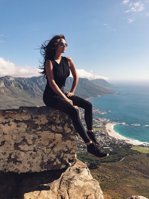 "Actress and avid traveler Shay Mitchell is Royal Caribbean's new ""Adventurist,"" the adventure adviser and storyteller for the world's most adventurous cruise line."