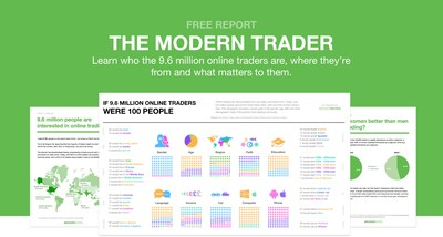 New Report Suggests Traders Are Not as Glamorous as They Used to Be (PRNewsfoto/BrokerNotes)