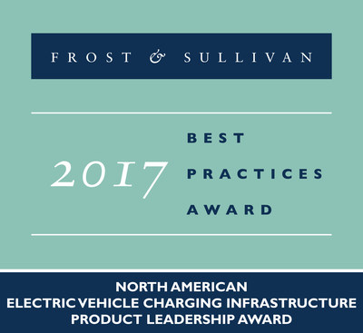 Frost & Sullivan Honors Greenlots with its Product Leadership Award