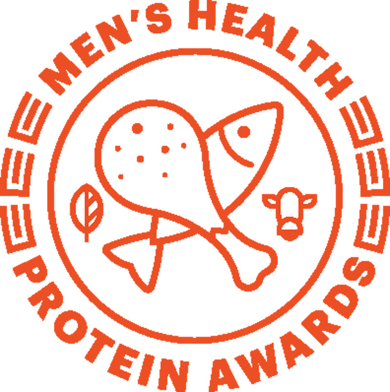 Men's Health Protein Awards Logo 2017