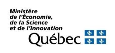 Logo : Ministère de l'Économie, de la Science et de l'Innovation (Groupe CNW/Cabinet de la ministre de l'Économie, de la Science et de l'Innovation)