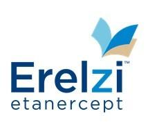Logo: Erelzi(TM) (etanercept) (CNW Group/Sandoz Canada)