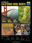 Celebrate California Wine Month in September