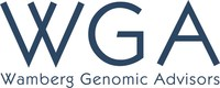 Wamberg Genomic Advisors' mission is to make genomic testing readily available at prices everyone can afford. The firm's focus is on delivering genomic products and services to employers and their employees via their trusted benefit brokers, and policyholders of life insurance companies (PRNewsfoto/Wamberg Genomic Advisors)