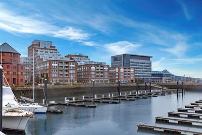 John Hancock Real Estate fait l'acquisition de HarborView at the Navy Yard, à Boston, un immeuble de grande hauteur multifamilial de catégorie A comportant 224 logements (Groupe CNW/Société Financière Manuvie)