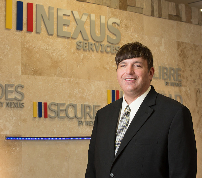 Mike Donovan, Civil Rights Activist and CEO and President of Nexus Services, Incorporated