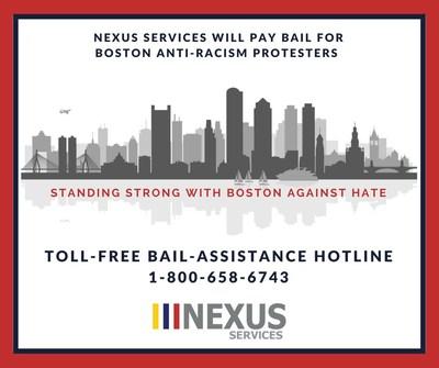 Boston Bail Assistance Graphic