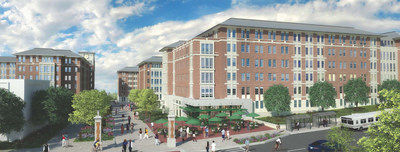 The University of South Carolina's trustees approved a plan to replace its outdated student housing in partnership with EdR. The project will add 3,750 on-campus beds in three phases.