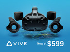 HTC Vive Reduces Price By $200, Making The Best Virtual Reality System More Accessible To The Mass Market