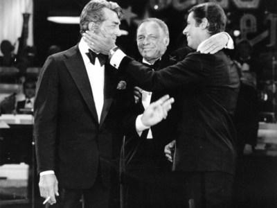 1976 MDA Telethon - Jerry Lewis, Frank Sinatra & Dean Martin Reunite
