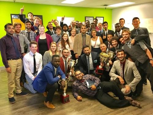 Aedos Marketing Concepts won a prestigious sales award for quarterly excellence.