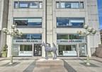 Nouveau siège social d'Engel & Völkers, le leader international en vente et location de propriétés de luxe, au 1451 Sherbrooke Ouest à Montréal. (Groupe CNW/Engel & Völkers Montréal)