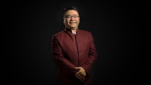 SY Lau, vice-presidente executivo sênior da Tencent (PRNewsfoto/Tencent)