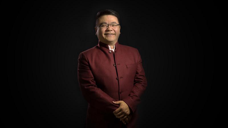 SY Lau, vicepresidente ejecutivo senior de Tencent (PRNewsfoto/Tencent)