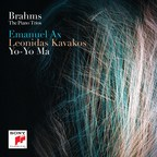 Emanuel Ax, Leonidas Kavakos And Yo-Yo Ma In First Recording Together - The Complete Piano Trios Of Brahms Available September 15, 2017, on Sony Classical