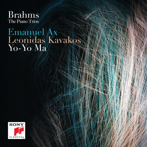 EMANUEL AX, LEONIDAS KAVAKOS AND YO-YO MA - The Complete Piano Trios Of Brahms Available September 15, 2017 on Sony Classical
