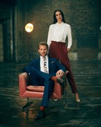 Hawes & Curtis Unveils Rebrand in Time for AW17 Campaign Launch